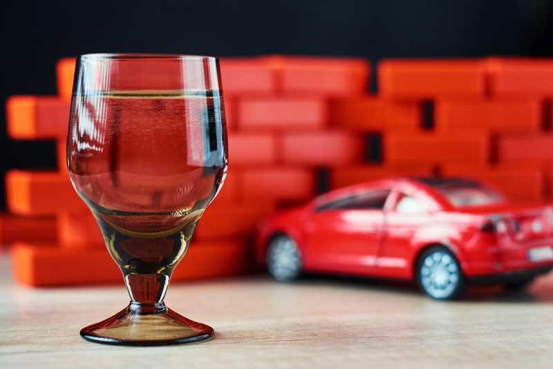 נהיגה בשכרות מינימאלית
