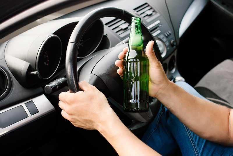 בדיקת דם לאיתור נהגים שיכורים