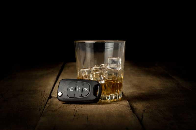 חוסר אחידות בענישת נהגים שיכורים